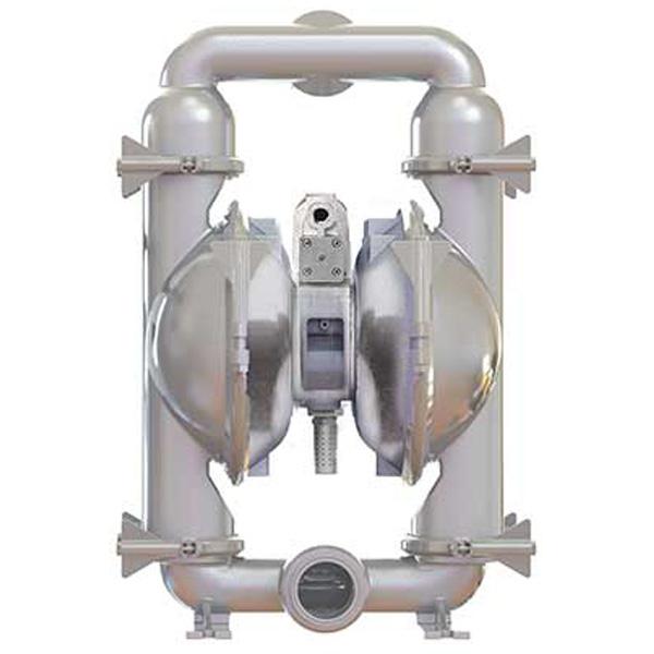 Interfluid Bomba Diafragma a Ar Sanitária