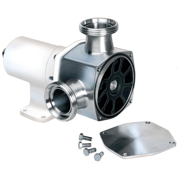 Interfluid Bombas Rotor Flexível Sanitária