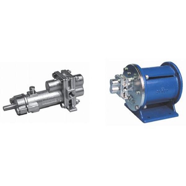Interfluid Bombas de Engrenagens Selo Mecânico e Magnéticas
