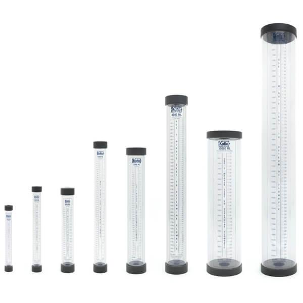 Interfluid Colunas de Calibração